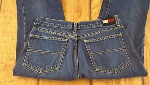 11 Haute Denim Tommy Jeans Vintage Taille Bleu Taille q10C6wz