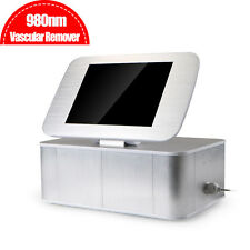 Portable Spider Vein Redness Facial Flushing Removal 980NM Diode Laser Machine