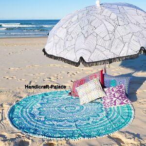 Indian-Bohemian-Mandala-Round-Beach-Throw-Tapestry-Hippie-Wall-Hanging-Yoga-Mat