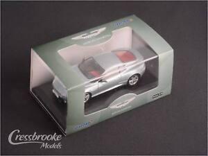 Aston-Martin-DB9-Plata-1-43-Oxford-Diecast-Modelo