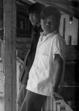 Vietnam 1971 - Orphan Boys At The Vagabond Boys Home In Vung Tau