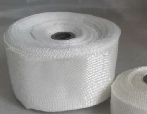 "Fiberglass Cloth Tape E-Glass Fiber 1/"" Glass Fiber 25mm x 15m wide 25mm"