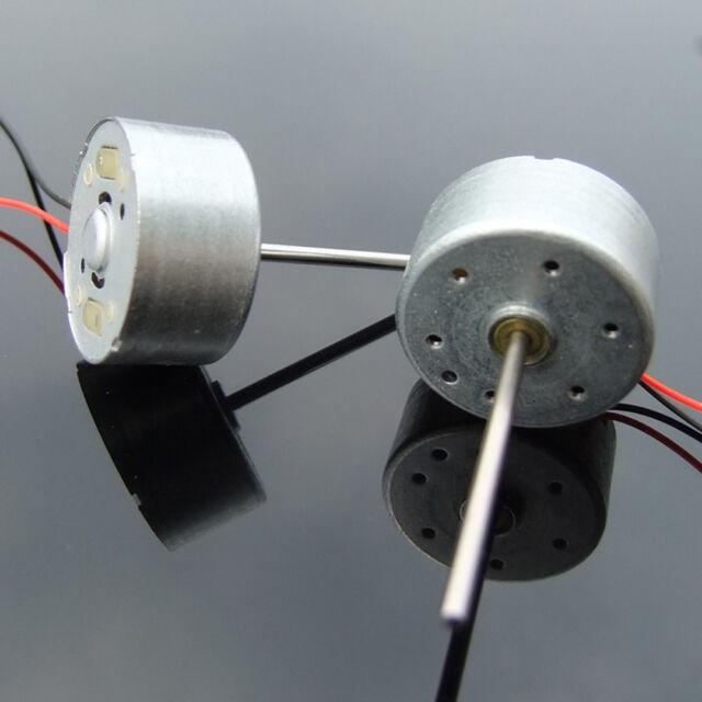 Silver Micro 300 Solar Motor DC 3V 4.5V 5V For Scientific Hobby Toys DIY