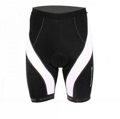 Men SAHOO Cycling Bike 3D Padded Bicycle Clothing Breathable Shorts Pants M-XXL
