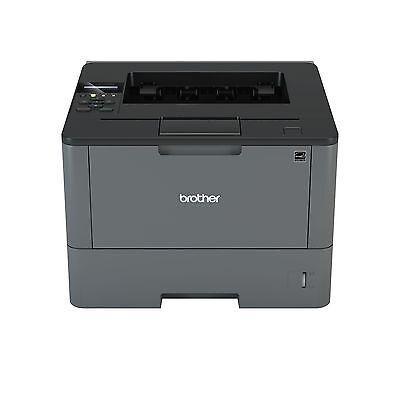 Brother HL-L5100DN Laserdrucker s/w A4 Drucker bis zu 40 Seiten/Min. Netzwerk