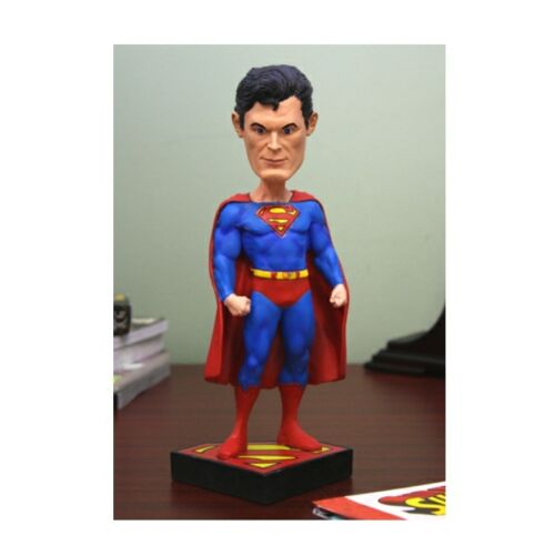 Neca DC Originals Head Knocker-SUPERMAN-NUOVO