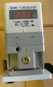 Details about NEW SMC ITV32011-31N3N4-X95 Electronic Pressure Regulator  Pneumatic AMAT