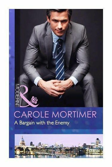 Mortimer, Carole, A Bargain with the Enemy (The Devilish D'Angelos, Book 1), Ver