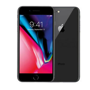 Apple-iPhone-8-Plus-64Go-Grigio-Smartphone-A1897-GSM-Debloque-Garantie