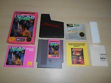 Kid Niki Radical Ninja Complete Nintendo NES Game CIB