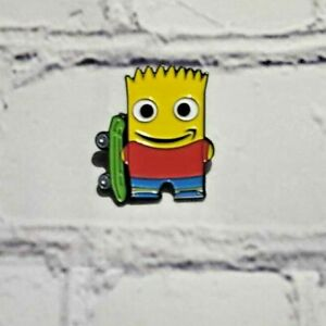 "Bart Simpson peccy Pin-Bart Simpson peccy Pin ""Ready to Pack"" Amazon"