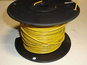 Colonial Wire & Cable Co. 14 AWG Standard Copper THHN, THWN, MTW ...