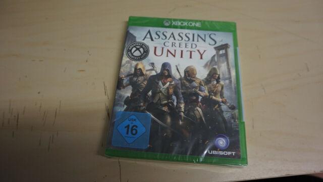 Assassin's Creed Unity - [Xbox One] greatest hin Rollenspiel Brandneu