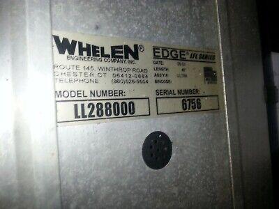 "Whelen Liberty Patriot LFL Lightbar frame Top and Bottom 44/"" to make 49/"" bar"