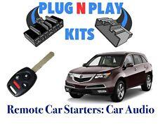 2007 2013 Acura Mdx Plug Amp Play Remote Start Car Starter Uses Oem Remote