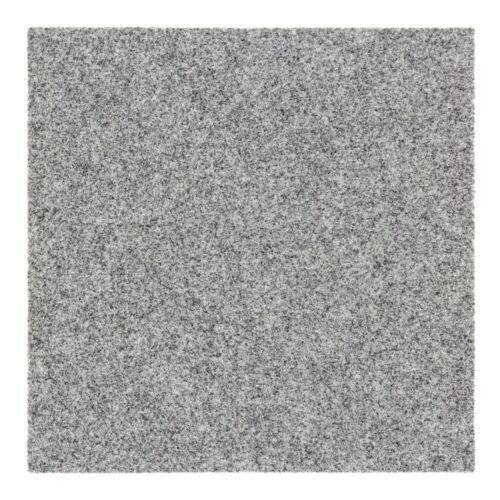 Alfombra azulejos incluso tirados aguja fieltro pavimento azulejos bolero gris