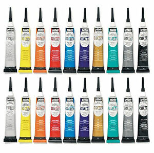 PEBEO-VITREA-160-GLASS-METAL-PAINT-TRANSPARENT-GLOSS-RELIEF-PASTE-OUTLINER