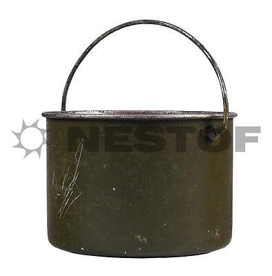 M1936 SOWJETISCHE RUSSISCHE KOCHGESCHIRR KOTELOK SOVIET MESS TIN MESS POT WW2