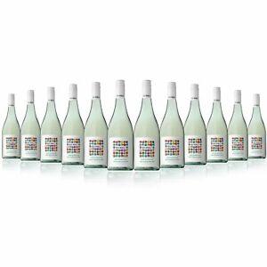 Wild Woolly New Zealand Marlborough Sauv Blanc White Wine 2019 (12 Bottles)