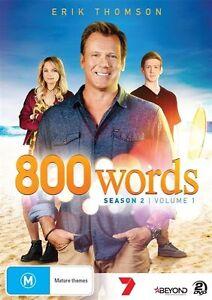 800-Words-Season-2-Volume-1-DVD-NEW-Region-4-Australia
