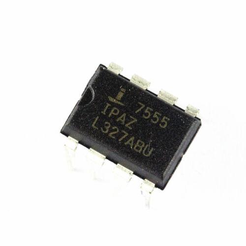 10PCS ICM7555IPA DIP8 IC OSC MONO TIMING 1MHZ NEW