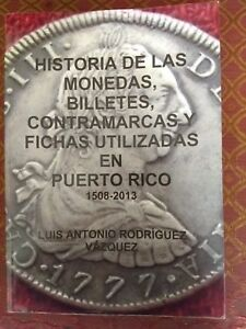 """Ficha 1.5/"""" grande CLUB COLECCIONISTAS MONEDAS BILLETES COAMO Puerto Rico YUNQUE"""