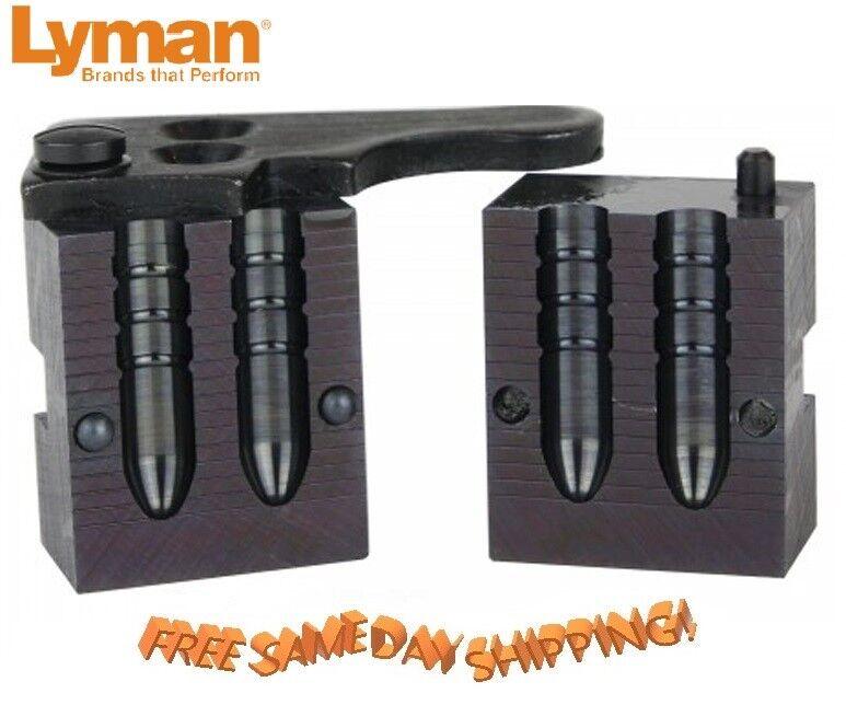 Rifle de doble Cavidad Bullet 2660299 Lyman Molde 303 británico diámetro .314  nuevo