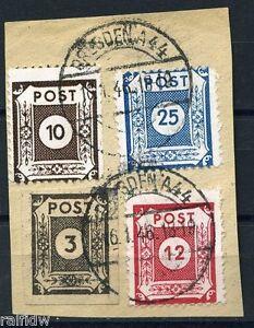 SBZ-Ziffern-1945-Briefstueck-mit-Postmeistertrennungen-geprueft-S6627