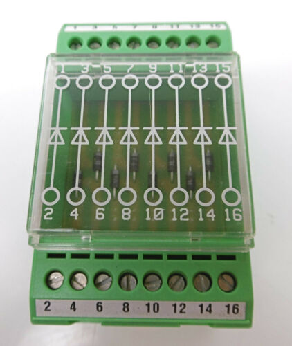 Phoenix CONTACT diodi-mattone 2950103 tipo EMG 45-dio 8e