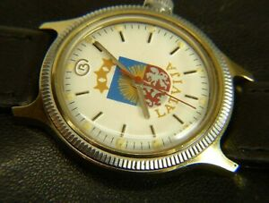 Wostok-Vostok-wristwatch-Russian-USSR-17-jevels-2409A-caliber-LATVIJA