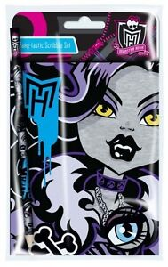 MONSTER-HIGH-Garabato-Set-regalo-NUEVO