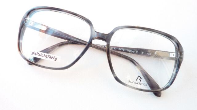Glasses Brands Frames XXL Rodenstock Solid Plastic Men Frame Size L ...