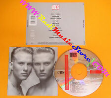 CD BROS The Time 1989 Europe CBS 465918 2  no lp mc dvd (CS10)
