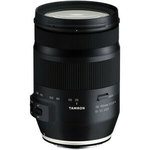 Tamron 35-150mm f/2.8-4 Di VC OSD Zoom Lens for Nikon F (AFA043N-700)