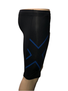 2XU Mens Compression Shorts BLACK NEW IN BOX PRUSSIAN BLUE FREE POSTAGE*