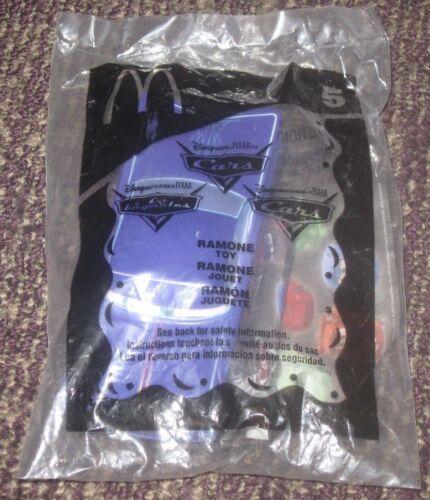 2006 Disney/'s Cars McDonalds Happy Meal Toys Purple Ramone #5
