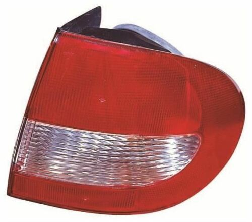 Renault Megane 1999-2002 Saloon Outer Rear Tail Light Lamp O//S Drivers Right