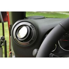 J0030288 Steinjager Stick On Door-less Vent Side Mirrors Jeep Wrangler JK 07-16