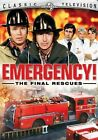 Emergency The Final Rescues 0025192074080 With Art Balinger DVD Region 1