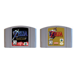 N64-Game-The-Legend-of-Zelda-Ocarina-of-Time-For-US-CAN-Version-Battery-Save