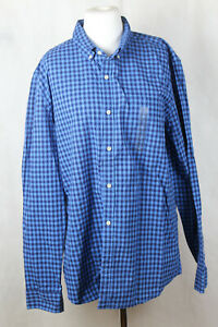 Gap Camisa de Cuadros Camisa Casual, Hombre Talla XL, Nuevo