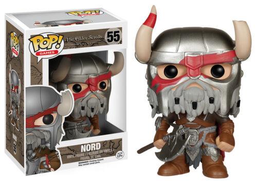 The Elder Scrolls Nord Funko Pop Figure #55 NEW