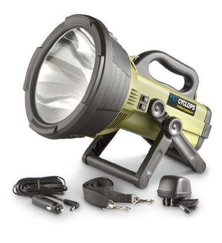 Cyclops Thor X Collossus Spotlight 18  Million Candlepower 130 H4 Watt C18MIL-FE  buy cheap