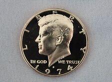 1974-S Kennedy Clad Proof Half Dollar Deep Cameo!!