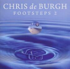 """CHRIS DE BURGH """"FOOTSTEPS 2"""" (CD) 14 TRACKS NEU"""