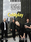Easiest Keyboard Collection: Coldplay by Omnibus Press (Paperback, 2007)