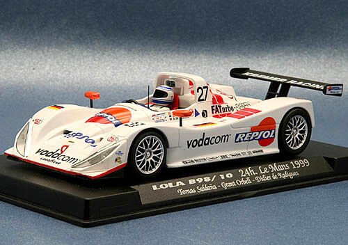 Fly A502 LOLA B98  10 24H LEMANS 1999 1 32 New New