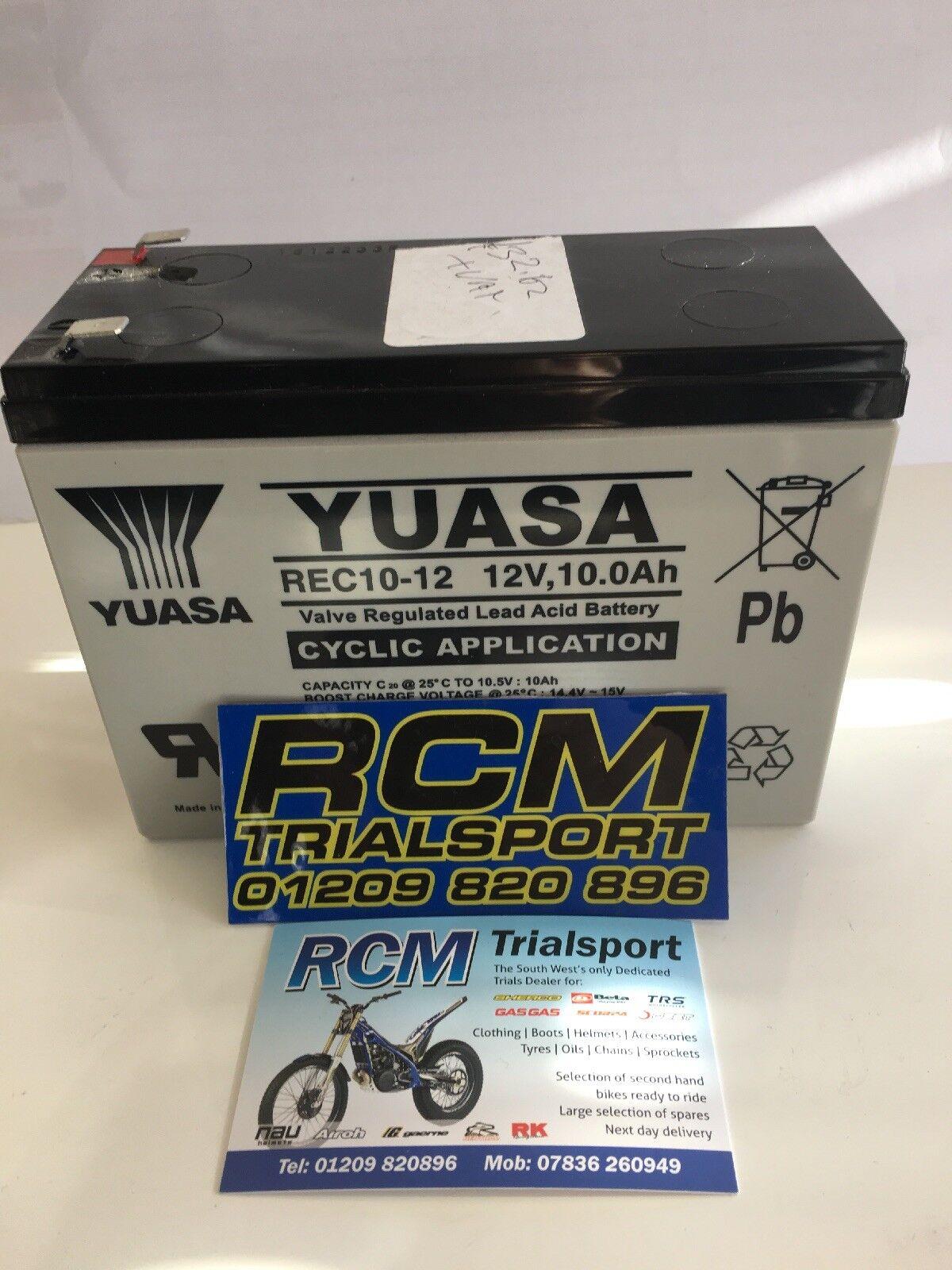 Genuine Oset LEAD ACID Batteries yuassa 10ah 12V 24V 36V 48V Quality -that works