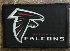 Atlanta Falcons Football Morale Patch Tactical Military Army Flag Badge