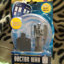 Doctor who  wave 2,  weeping angel screaming  3.75 inch figure